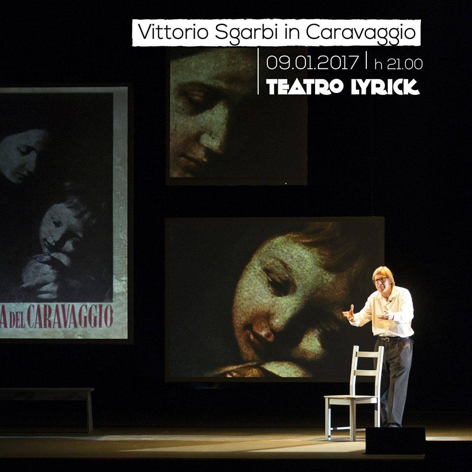 "VITTORIO SGARBI ""Caravaggio"""