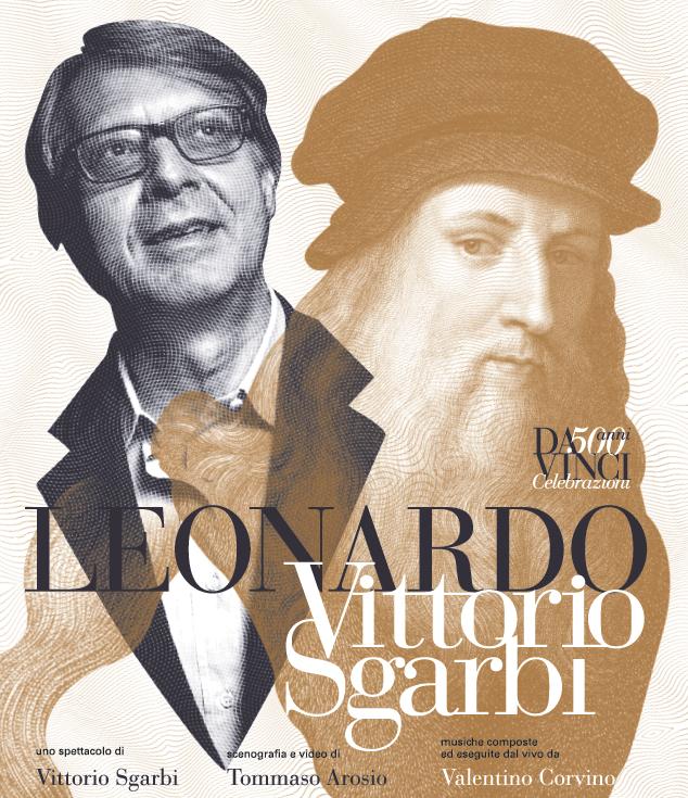 """VITTORIO SGARBI """"Leonardo"""""""