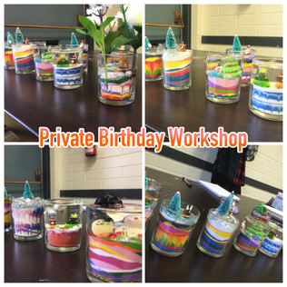 Workshop Birthday