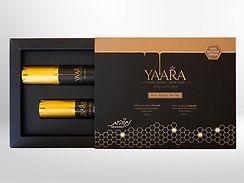 מארז קוסמטיקה מדבש YAARA