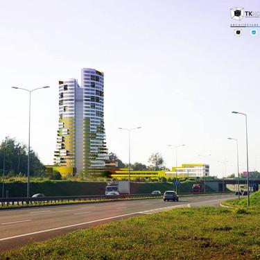 Radius Silesian Business Center