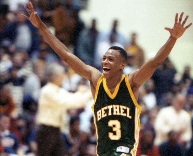 Allen_Iverson_Bethel_High_School_NBA__Around_the_Game