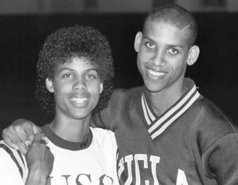Reggie_Cheryl_Miller_NBA_Around_the_Game