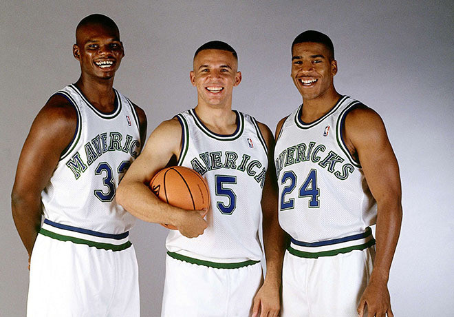 Kidd_Mashburn_Jackson_Dallas_Mavs_NBA_Around_the_Game