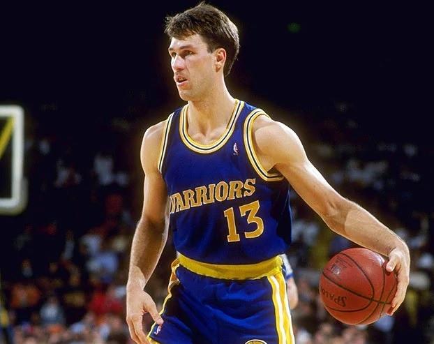Sarunas_Marciulonis_Golden_State_Warriors_NBA_Around_the_Game