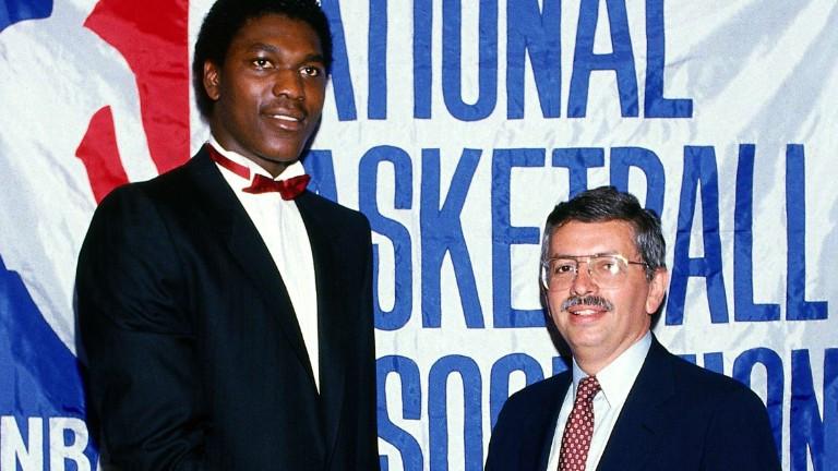 Akeem_Olajuwon_Draft_NBA_Around_the_Game