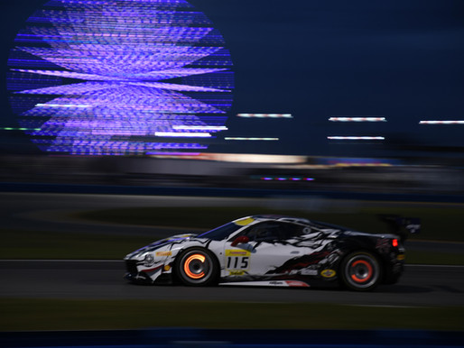 Conquest /           New Country COMPETIZIONE WINS IN DAYTONA WITH JASON McCarthy