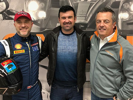 Conquest Confirms LMP3 Effort for Chouest, Povoledo
