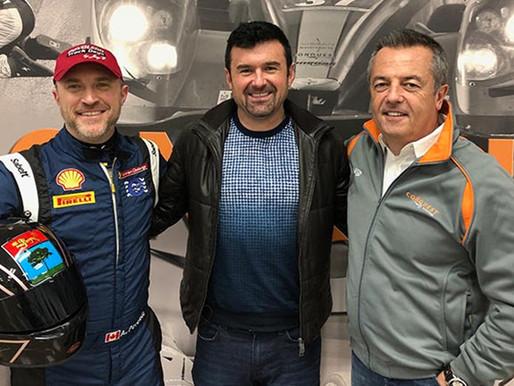 Conquest Confirms LMP3 Effort for Chouest, Povoledo