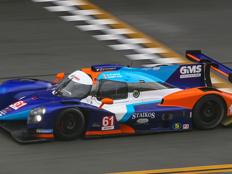 Conquest, GRS Team Up for Full-Season Entry