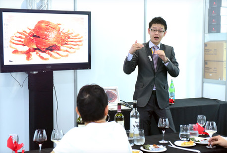 Wine Pairing Classes with Taiwan's Top Sommeliers