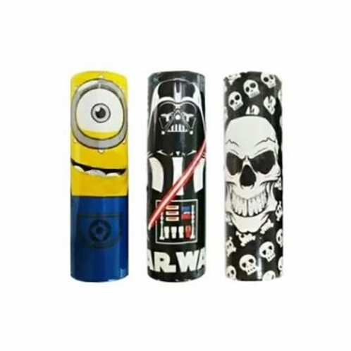 Wraps for 20700/21700 battery