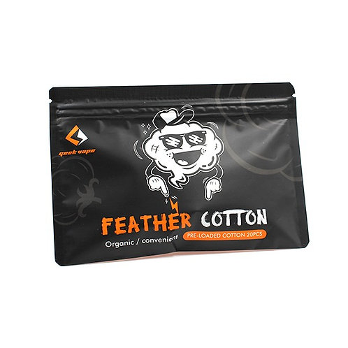 Feather Cotton GeekVape