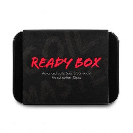 Coil Master Kit Ready Box