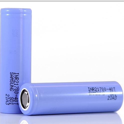 Baterija SAMSUNG 40T, 21700, 4000MAH, 30A