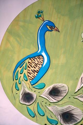 Detail, Peacock