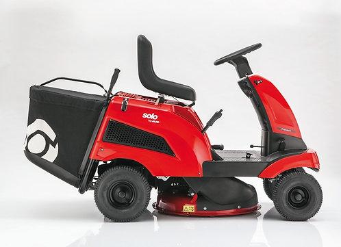 AL-KO R 7-65.8 HD Premium Ride-on Lawnmower