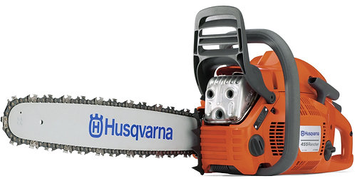 Husqvarna Chainsaws 455 Rancher Petrol All-Round Saw 18""