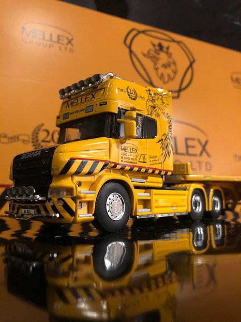 WSI Scania T Cab Mellex Group Ltd.    Model truck