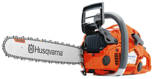 "Husqvarna Petrol Chainsaws 555 Full-Time 18"""