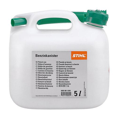 Stihl Petrol canister - transparent - 5 l