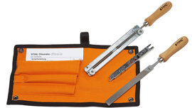 "Stihl Filing kit for 1/4"" and 3/8"" P"