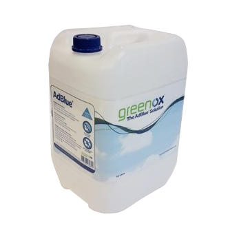 Greenox AdBlue in 10 litre cans