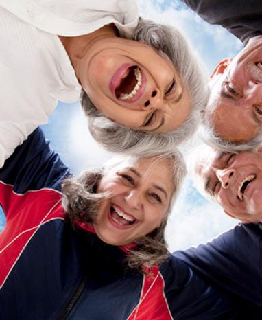 Image of Smiling Seniors
