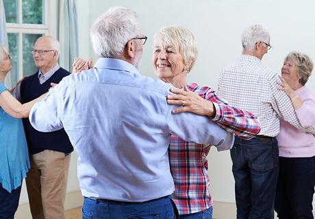 Image of Dancing Seniors
