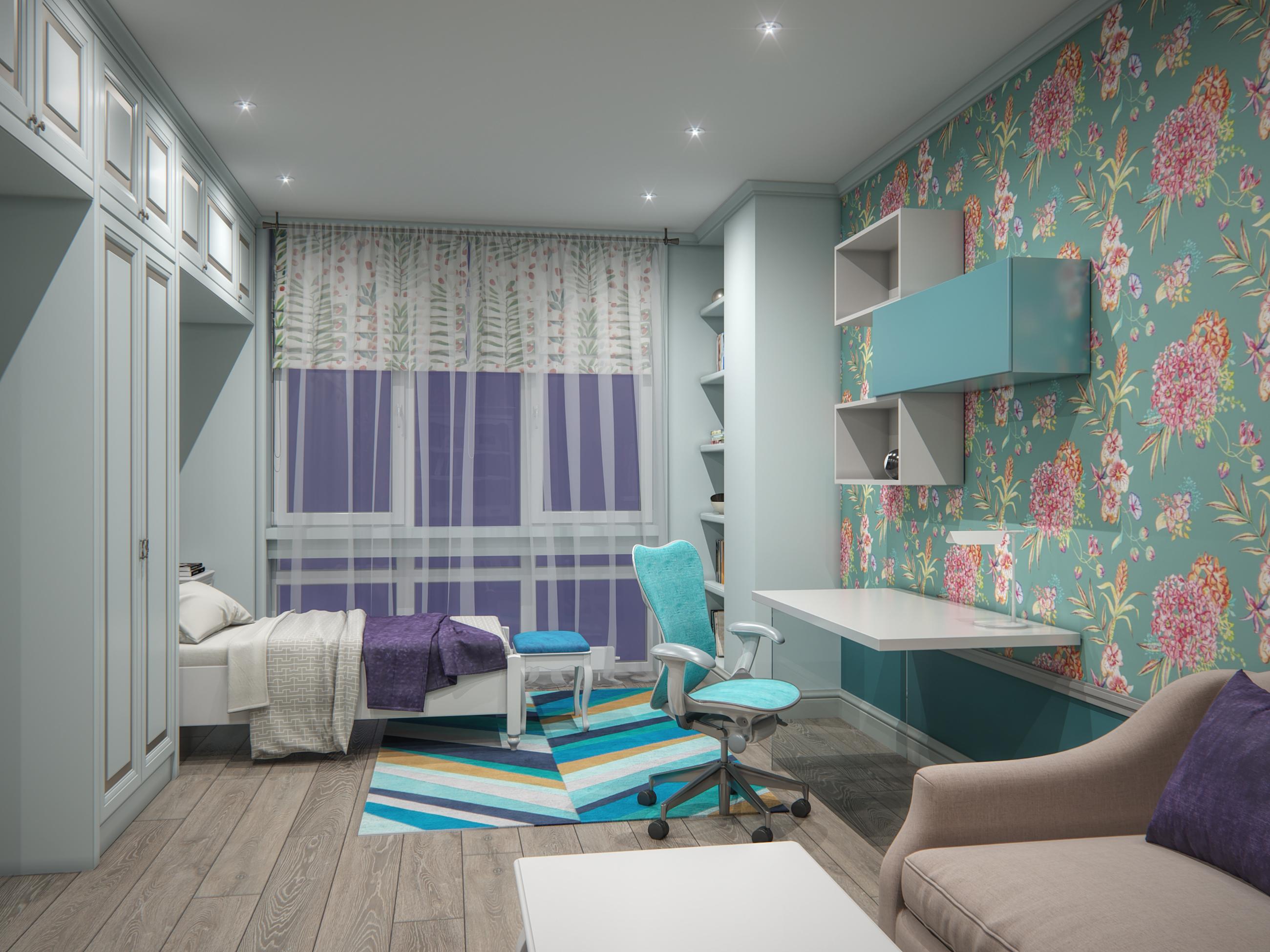 Child bedroom 1