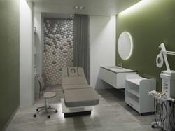 Spa procedure cabinet