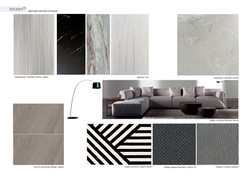 Living room finishes