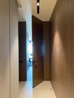 Entrance to Boy's bedroom