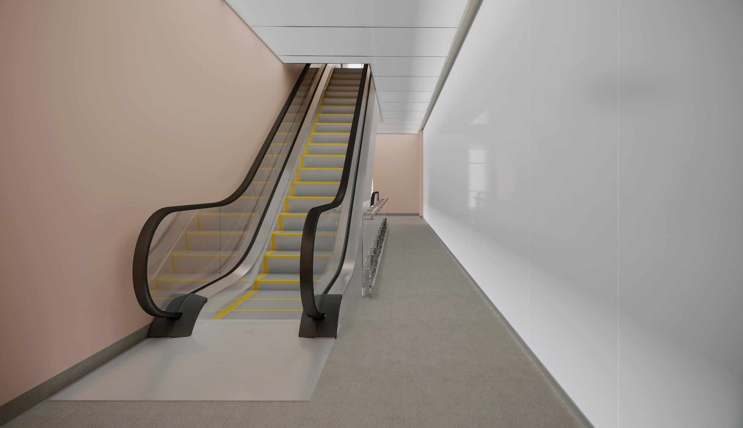Hall - cosmethology - 4th floor