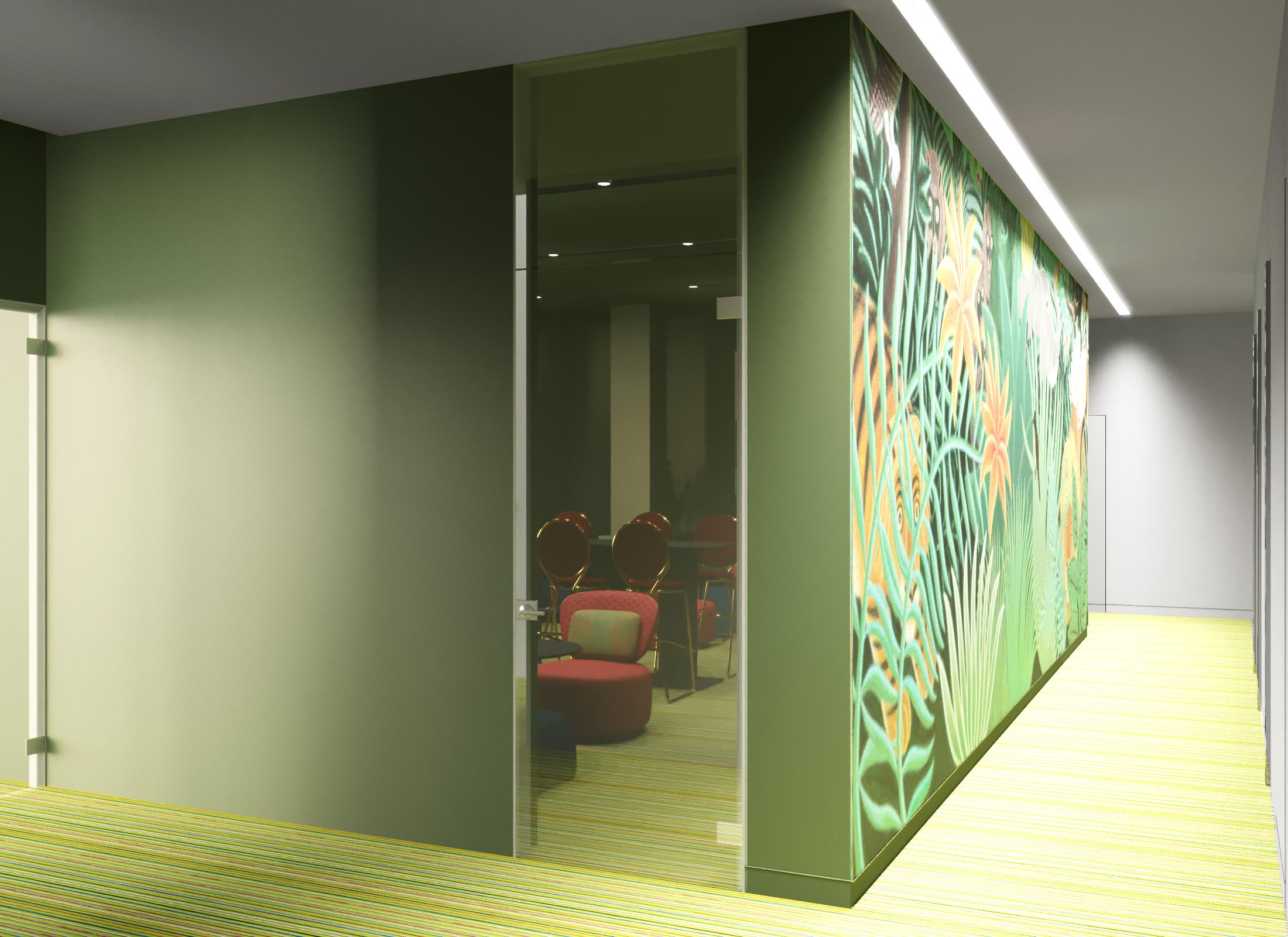 5th floor hall