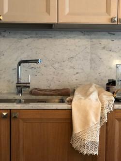 Kitchen workplace