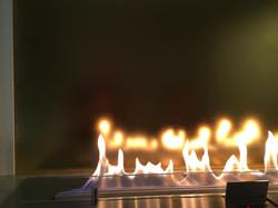 Planika fire