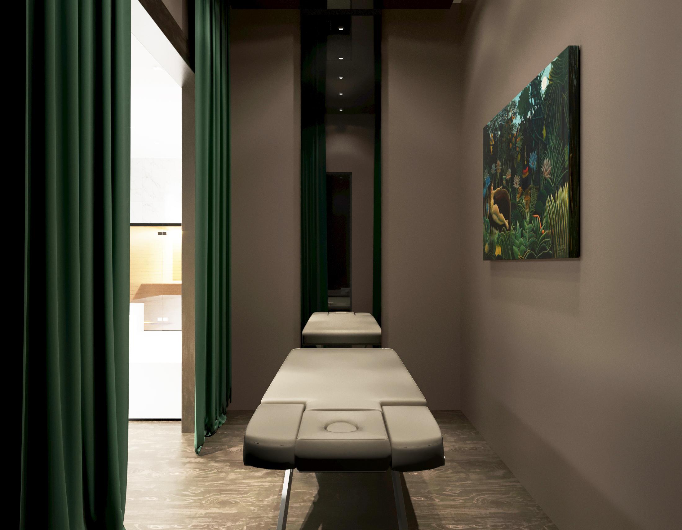 Suite - massage room