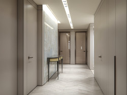 Private apartment CC, Bulvar Fontanov City resort