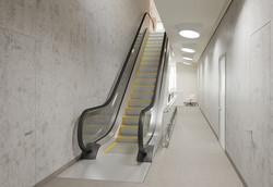 Hall - cosmetology - 3rd floor