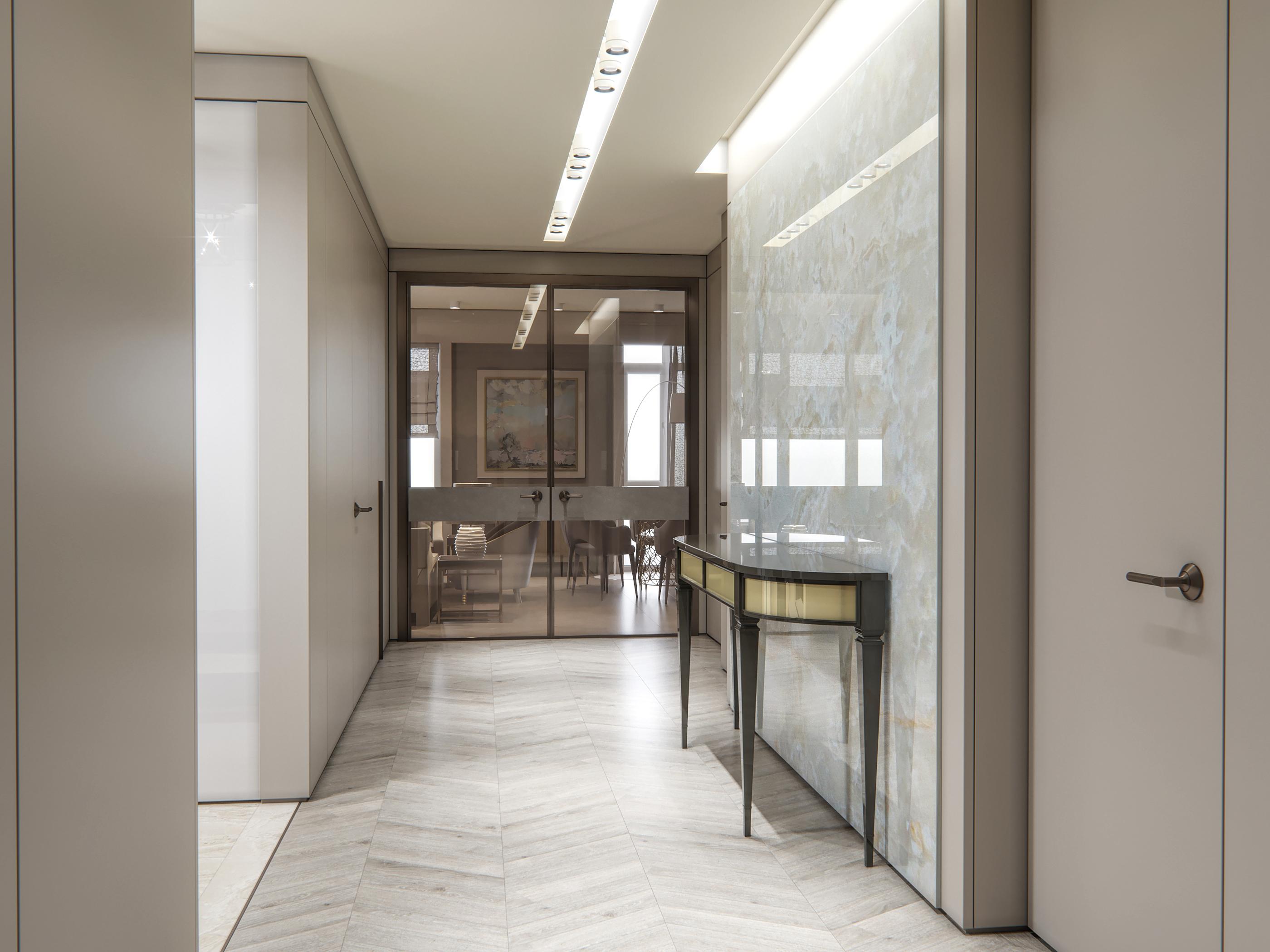 Stylish apartment CC