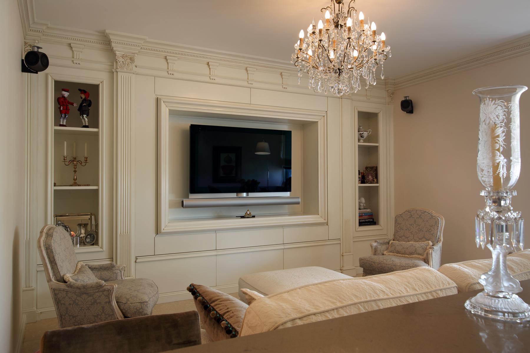 Apartment in Hotel de Paris mood