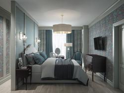 Colourful private apartment, Bulvar Fontanov City resort