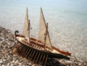 Sagitta - Omis pirate ship