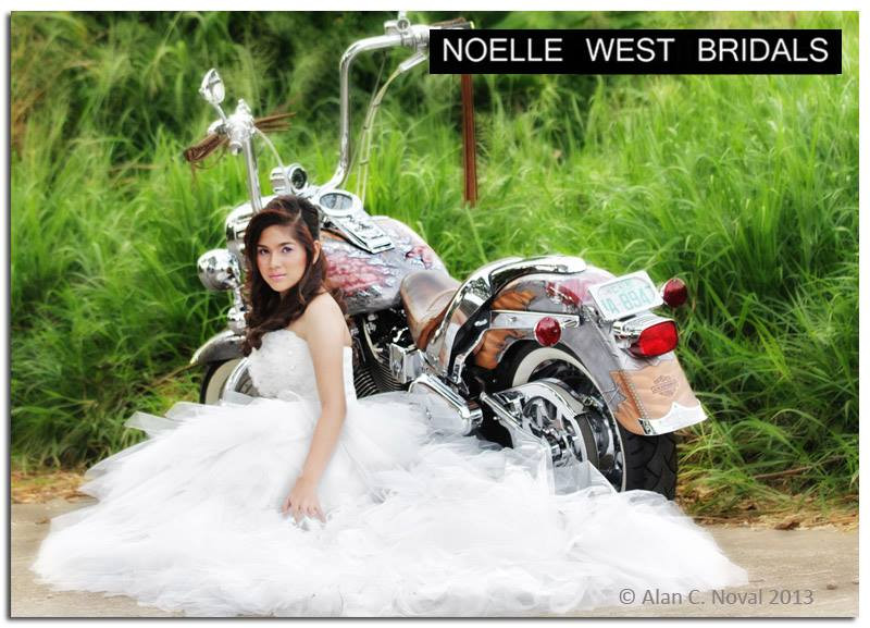 Noelle West Bridals wedding shop in cebu iloilo bacolod dipolog ormoc tacloban