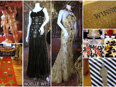 Noelle West Partytheme Schemes - An Oscar Awards Night to Remember