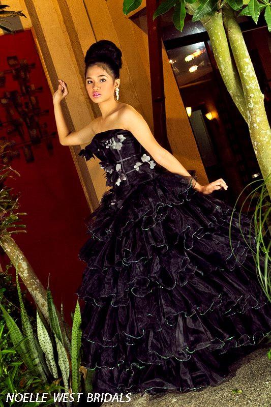 Noelle West Bridals Gowns in Cebu