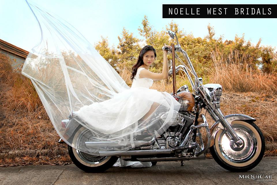 Noelle West Bridals wedding gowns