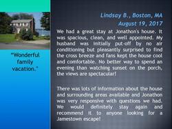Jamestown Vacation Rental