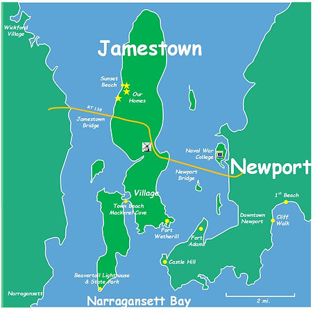 Newport RI Vacation Rentals